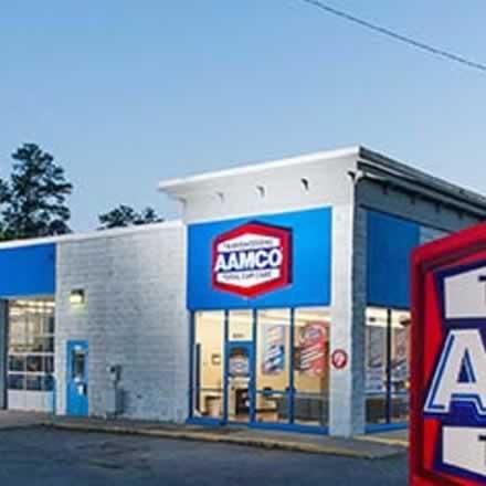 Transmission shop & Total Car Care | AAMCO