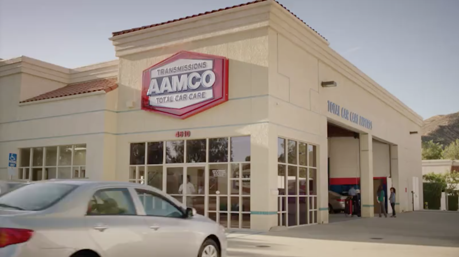 Transmission shop & Total Car Care | AAMCO