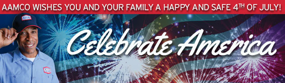 Happy 4th of July from AAMCO!